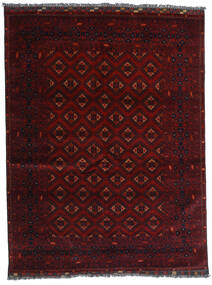 Kunduz 絨毯 147X192 オリエンタル 手織り 深紅色の (ウール, アフガニスタン)