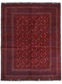 Kunduz 絨毯 161X208 オリエンタル 手織り 深紅色の (ウール, アフガニスタン)