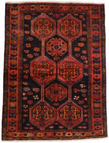 ロリ 絨毯 147X197 オリエンタル 手織り 深紅色の/錆色 (ウール, ペルシャ/イラン)