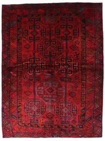 ロリ 絨毯 174X230 オリエンタル 手織り 深紅色の (ウール, ペルシャ/イラン)