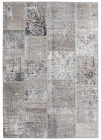パッチワーク - Persien/Iran 絨毯 140X200 モダン 手織り 薄い灰色 (ウール, ペルシャ/イラン)