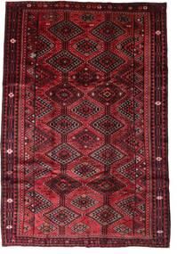 ロリ 絨毯 207X302 オリエンタル 手織り 深紅色の/赤 (ウール, ペルシャ/イラン)