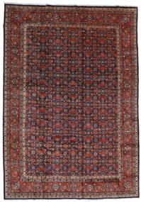 マハル 絨毯 267X378 オリエンタル 手織り 深紅色の/濃い茶色 大きな (ウール, ペルシャ/イラン)