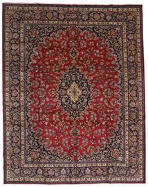 マシュハド 絨毯 298X375 オリエンタル 手織り 深紅色の/茶 大きな (ウール, ペルシャ/イラン)