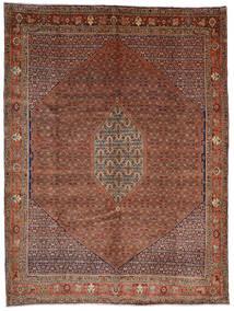 ビジャー 絨毯 308X408 オリエンタル 手織り 深紅色の/濃い茶色 大きな (ウール, ペルシャ/イラン)