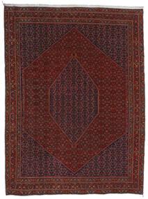 ビジャー 絨毯 304X404 オリエンタル 手織り 深紅色の/濃い茶色 大きな (ウール, ペルシャ/イラン)