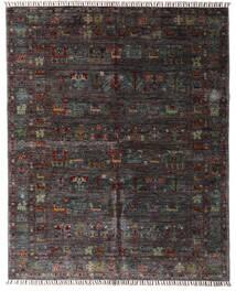 Shabargan 絨毯 159X195 モダン 手織り 濃い茶色/濃いグレー (ウール, アフガニスタン)