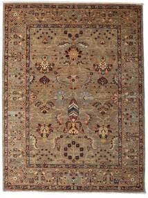 Mirage 絨毯 153X204 モダン 手織り 茶/薄茶色 (ウール, アフガニスタン)