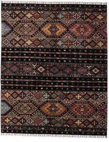 Shabargan 絨毯 156X190 モダン 手織り 濃い茶色/濃いグレー (ウール, アフガニスタン)