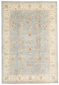 Ziegler Ariana 絨毯 201X293 オリエンタル 手織り 薄い灰色/ベージュ (ウール, アフガニスタン)