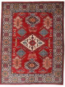 カザック 絨毯 152X198 オリエンタル 手織り 深紅色の/濃い茶色 (ウール, アフガニスタン)