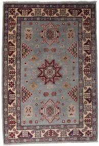 カザック 絨毯 120X175 オリエンタル 手織り 濃い茶色/黒 (ウール, アフガニスタン)