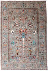 Mirage 絨毯 200X300 モダン 手織り 薄い灰色/薄茶色 (ウール, アフガニスタン)