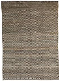 Moroccan Berber - Afghanistan 絨毯 201X283 モダン 手織り 薄い灰色/濃い茶色 (ウール, アフガニスタン)