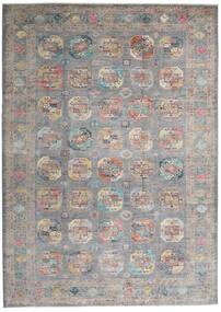 Mirage 絨毯 256X358 モダン 手織り 薄い灰色/濃いグレー 大きな (ウール, アフガニスタン)