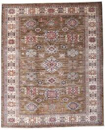 Mirage 絨毯 240X293 モダン 手織り 深紅色の/薄い灰色 (ウール, アフガニスタン)