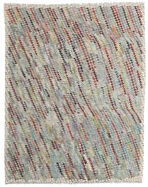 キリム モダン 絨毯 182X228 モダン 手織り 薄い灰色/薄茶色 (ウール, アフガニスタン)
