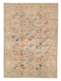 Mirage 絨毯 247X341 モダン 手織り 薄い灰色 (ウール, アフガニスタン)