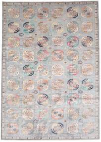 Mirage 絨毯 245X343 モダン 手織り 薄い灰色/ベージュ (ウール, アフガニスタン)