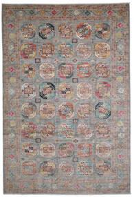 Mirage 絨毯 243X355 モダン 手織り 薄い灰色/濃いグレー (ウール, アフガニスタン)