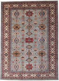 モダン アフガン 絨毯 248X339 モダン 手織り 薄い灰色/濃い茶色 (ウール, アフガニスタン)