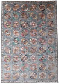 Mirage 絨毯 242X354 モダン 手織り 薄い灰色/薄紫色 (ウール, アフガニスタン)