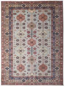 Ghazni 絨毯 255X342 モダン 手織り 薄い灰色/濃い茶色 大きな (ウール, アフガニスタン)