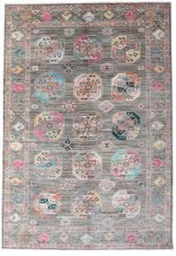Mirage 絨毯 167X242 モダン 手織り 薄い灰色/濃いグレー (ウール, アフガニスタン)