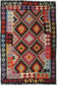 キリム モダン 絨毯 97X143 モダン 手織り (ウール, アフガニスタン)