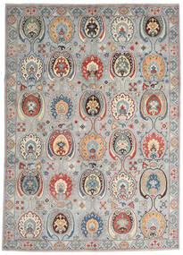 Ziegler Ariana 絨毯 250X333 オリエンタル 手織り 薄い灰色/濃い茶色 大きな (ウール, アフガニスタン)
