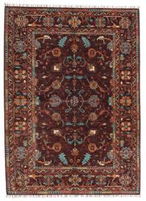 Shabargan 絨毯 177X244 モダン 手織り 深紅色の (ウール, アフガニスタン)