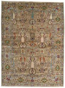 Mirage 絨毯 177X243 モダン 手織り 薄茶色/薄い灰色 (ウール, アフガニスタン)