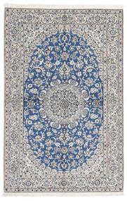 ナイン 9La 絨毯 168X255 オリエンタル 手織り (ウール/絹, ペルシャ/イラン)