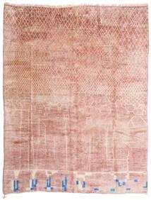 Berber Moroccan - Mid Atlas 絨毯 305X396 モダン 手織り ライトピンク/ベージュ 大きな (ウール, モロッコ)