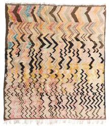 Berber Moroccan - Mid Atlas 絨毯 256X287 モダン 手織り ベージュ/濃い茶色 大きな (ウール, モロッコ)