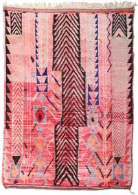 Berber Moroccan - Mid Atlas 絨毯 213X300 モダン 手織り ライトピンク/ピンク (ウール, モロッコ)