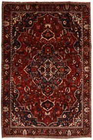 バクティアリ 絨毯 207X308 オリエンタル 手織り 深紅色の (ウール, ペルシャ/イラン)