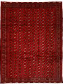 トルクメン 絨毯 252X337 オリエンタル 手織り 赤/錆色 大きな (ウール, ペルシャ/イラン)