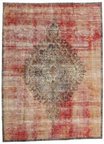 ヴィンテージ Heritage 絨毯 216X293 モダン 手織り 薄茶色/深紅色の (ウール, ペルシャ/イラン)