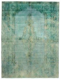 ヴィンテージ Heritage 絨毯 189X256 モダン 手織り パステルグリーン/ターコイズブルー (ウール, ペルシャ/イラン)