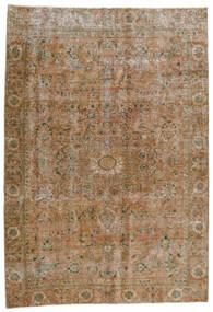 ヴィンテージ Heritage 絨毯 186X270 モダン 手織り 薄茶色/薄い灰色 (ウール, ペルシャ/イラン)