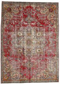 ヴィンテージ Heritage 絨毯 227X312 モダン 手織り 濃いグレー/薄い灰色/深紅色の (ウール, ペルシャ/イラン)