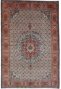 ムード 絨毯 262X364 オリエンタル 手織り 大きな (ウール/絹, ペルシャ/イラン)