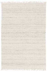 Chinara - ナチュラル/白 絨毯 160X230 モダン 手織り ベージュ (ウール, インド)