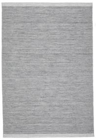 Serafina - 濃いグレー Melange 絨毯 200X300 モダン 手織り 薄い灰色/水色 (ウール, インド)