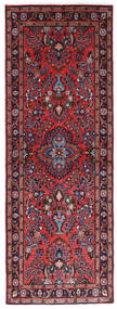 マシュハド 絨毯 76X215 オリエンタル 手織り 廊下 カーペット 深紅色の/黒 (ウール, ペルシャ/イラン)