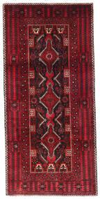 バルーチ 絨毯 95X200 オリエンタル 手織り (ウール, ペルシャ/イラン)