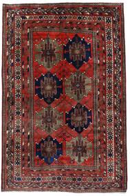 マハル 絨毯 153X227 オリエンタル 手織り 深紅色の (ウール, ペルシャ/イラン)