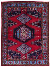 ウィス 絨毯 157X211 オリエンタル 手織り 深紅色の/濃い紫 (ウール, ペルシャ/イラン)
