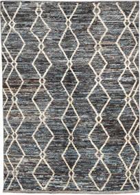 Moroccan Berber - Afghanistan 絨毯 171X240 モダン 手織り 濃いグレー/黒 (ウール, アフガニスタン)